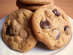 Diabetic Recipes - Diabetic Chocolate Chip Cookies
