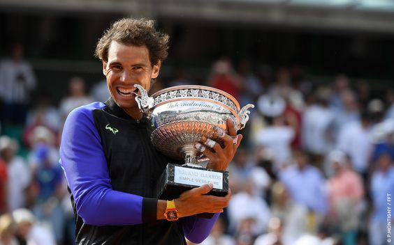 Rafa won a historic tenth French Open title, proving he really is the king of clay.: