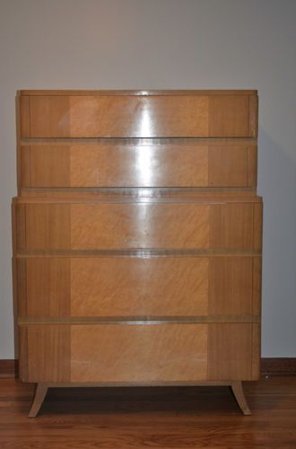 Mid century art deco and dressers on pinterest for Eliel saarinen furniture