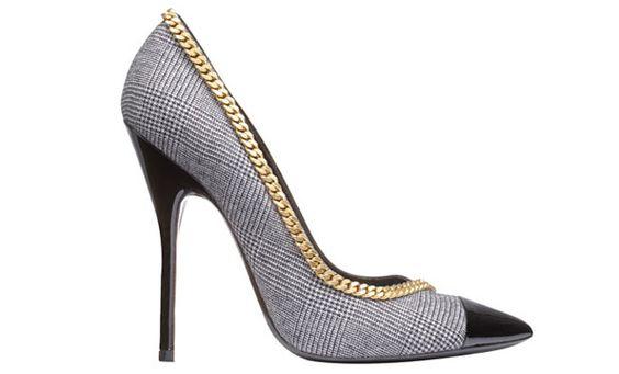 Sapatos com correntes clássicos e muito elegantes!!!!