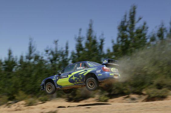 WRC Australia 2004