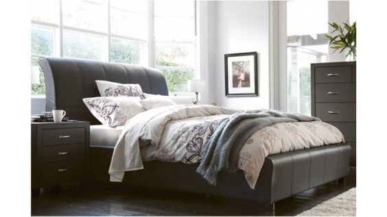 Amy Leather Lift Queen Bed - Bedroom Furniture | Harvey Norman Australia: Lift Bed, Amy Leather, 3/4 Beds, Leather Lift, Bedroom Suites, Bedroom Furniture, Queen Beds, Dreamy Bedrooms