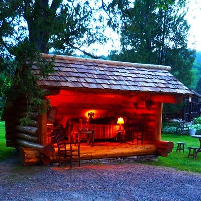 Adirondack lean to for Lean to shelter plans