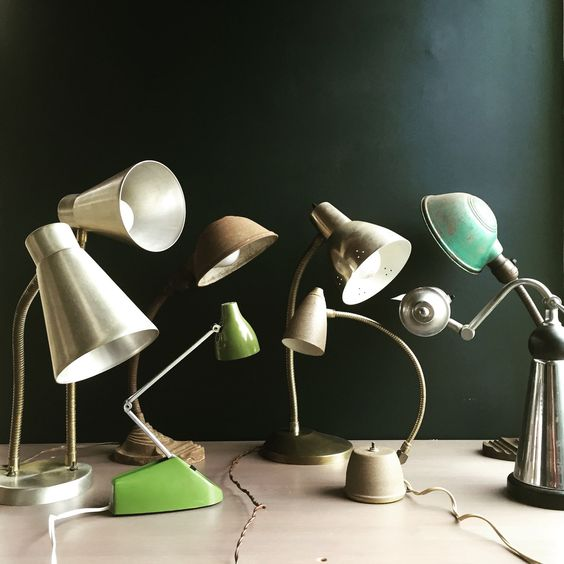 More lamps coming soon!