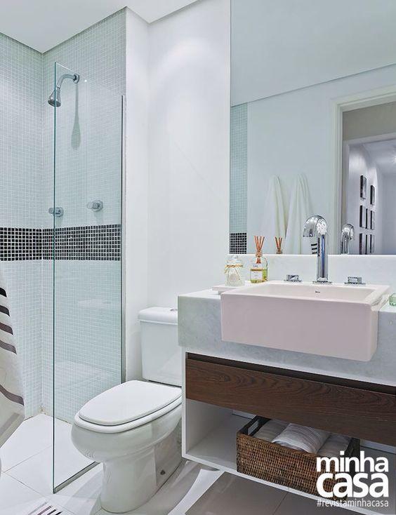 Banheiro apt 60m2