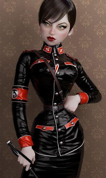 Twisted Dolls: Mistress Lili 2