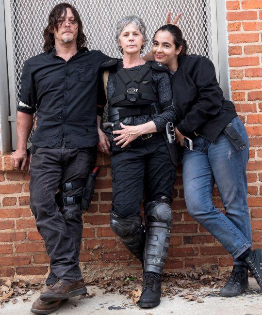 The Walking Dead Saison 1 Ep 1 : walking, saison, Norman,, Melissa, Alanna, Walking, Dead,, Wallpaper,, Season