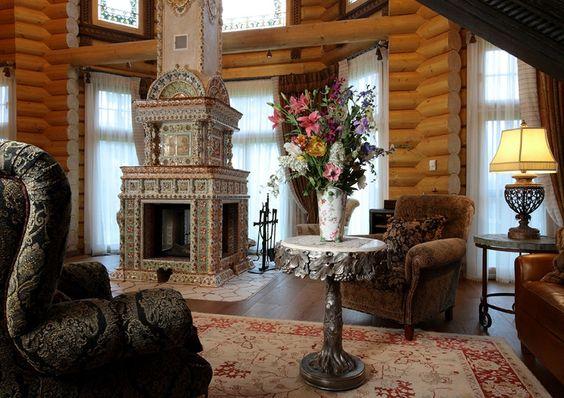 Живем как в сказке: 5 волшебных дизайнерских интерьеров из России :: РБК Недвижимость