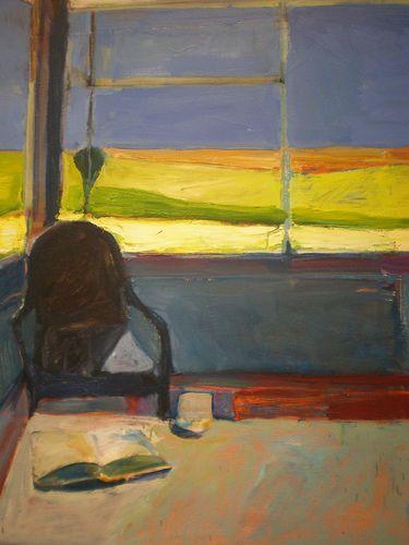 POUL WEBB ART BLOG: Richard Diebenkorn