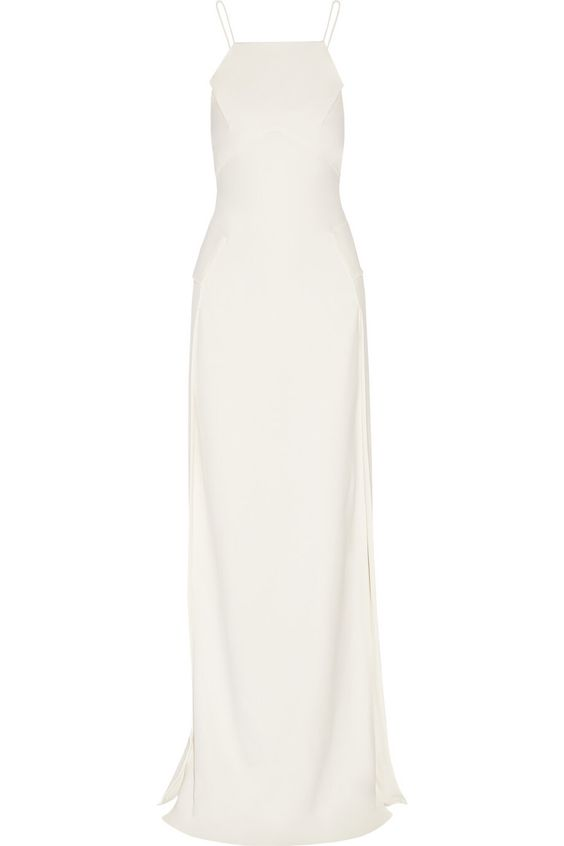 ROLAND MOURET Ligia crepe gown $1,413.60 http://www.theoutnet.com/products/622747