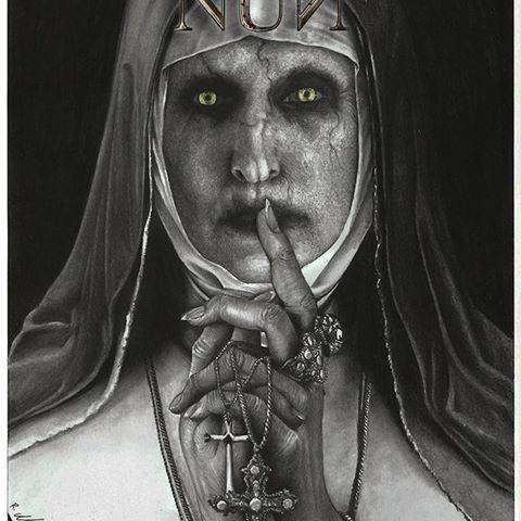 Ver Mega Hd La Monja 2018 Pelicula Completa Online Gratis Castellano Steemit Horror Artwork Horror Art Horror Movie Icons