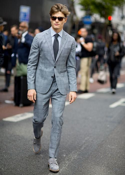 London Mens Fashion Week Spring 2016 17 Best Street