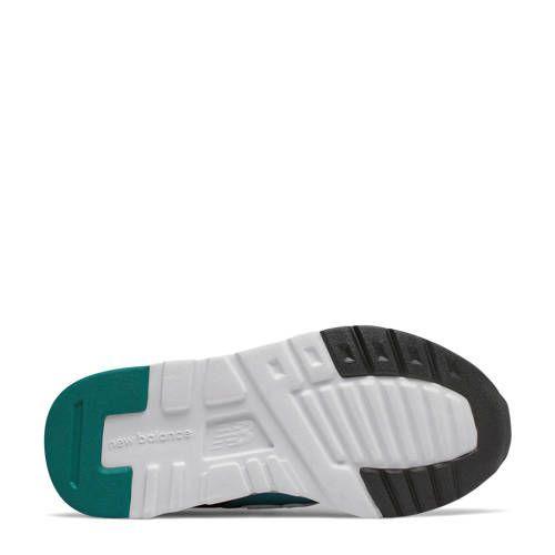 997 sneakers groen/roze/wit - New balance en Groen