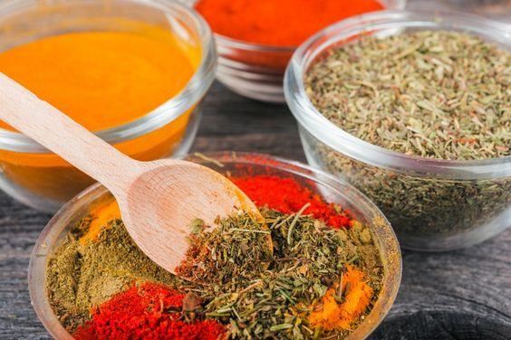 Spice Mix **  Make your own nightshade-free seasoning blends.  (Saving…