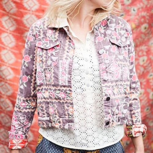Live in the moment | A must-have for the wanderer: The SIENNA QUILTED JACKET…
