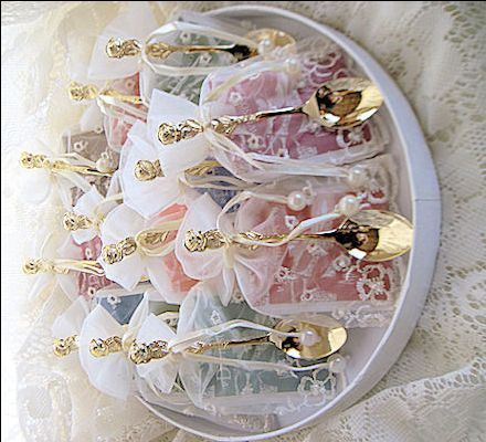 English Victorian Wedding Ideas Wedding And Baby Shower Favors Miniature Te