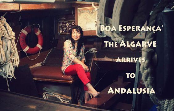 'Boa Esperança' The Algarve arrives to #Andalusia #moda #viajes http://tupersonalshopperviajero.blogspot.com.es/2014/06/boa-esperanca-algarve-arrives-to.html @Turismo en España - Tourism in Spain @Visit Portugal