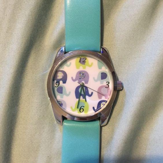 Elephant Watch Elephant watch. Used a few times. Xhilaration Jewelry