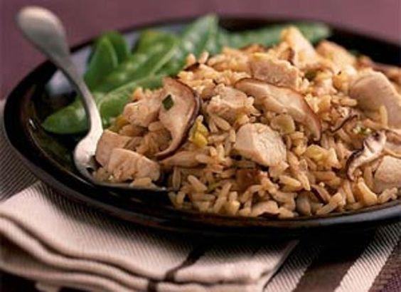 الأرز بالدجاج والمشروم | الآن
