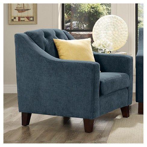 Felton Tufted Chair Threshold Target Tufted Chair