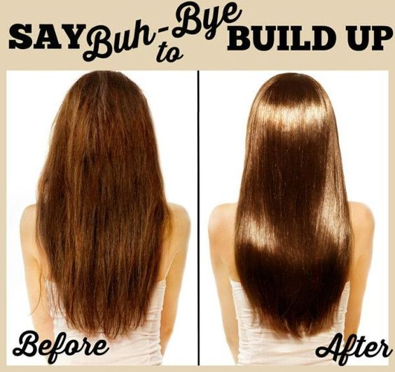 products that weighs down our hair. As a result, it can make the hair ...