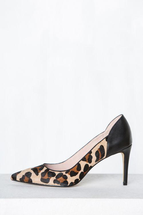 SALONES ANIMAL PRINT » Zapatos » Mujer » Cortefiel