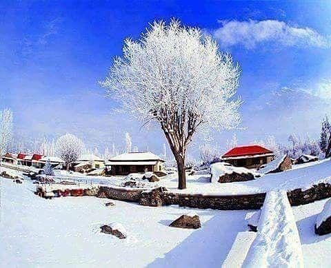 Shangrila Skardu Covered With Snow Skardu Pakistan Islamabad Lahore Peshawar Shangrila Resort Resort Colorful Landscape