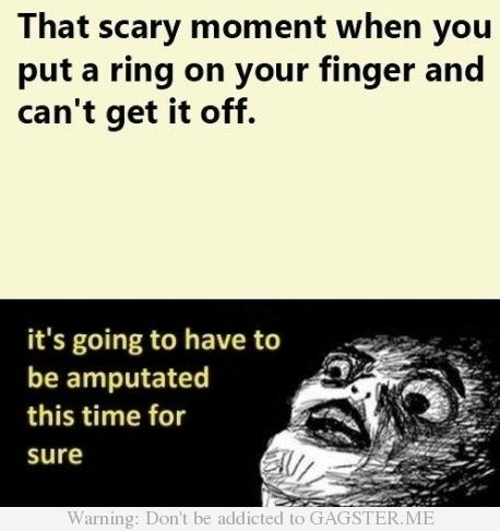 HATE that....
