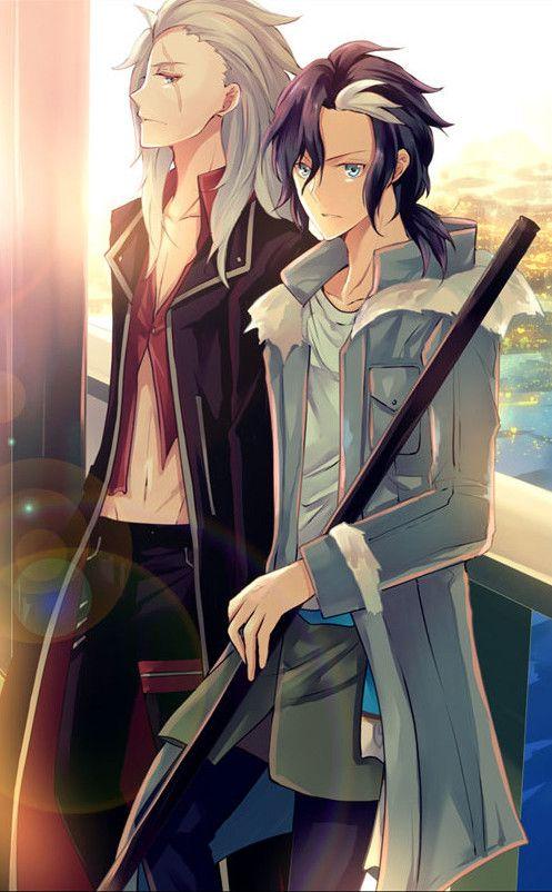 Sirius The Jaeger Looks Awesome Cool Anime Guys Anime Fandom