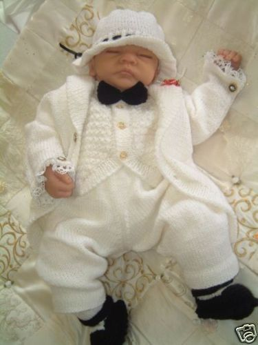 Baby Boy Christening Outfit Knitting Pattern : Coats, Newborn baby boys and Baby boy on Pinterest