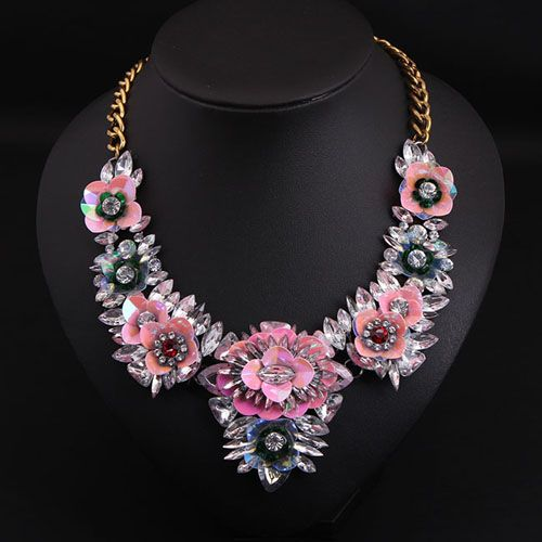 Statement Jewelry JSW-065 USD12.90, Click photo to know how to buy and the discount