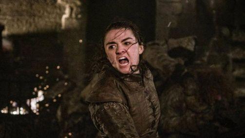 20 Fotos Con Las Que Vas A Temblar De Miedo Juego De Tronos Stark Juego De Tronos Arya Stark