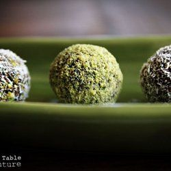 Time Travel With Pistachio Date Balls (with Poll) Recipe ...