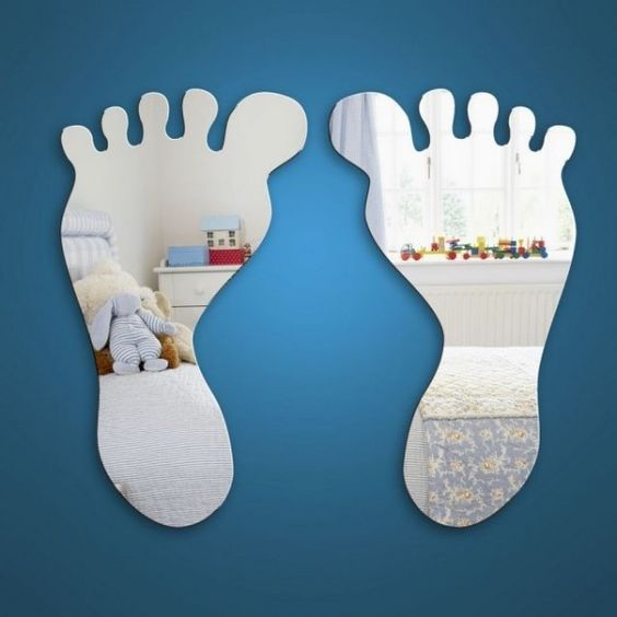 Big Feet - unique and fun