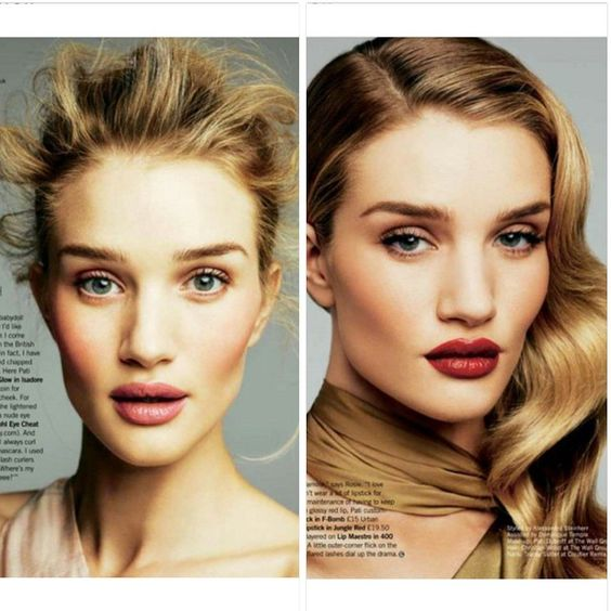 TBT @rosiehw day to night look. #photography @naj_jamai #BeautyEditor #Stylist @alexsteinherr #makeup @patidubroff #hair me  #RosieHuntingtonWhiteley