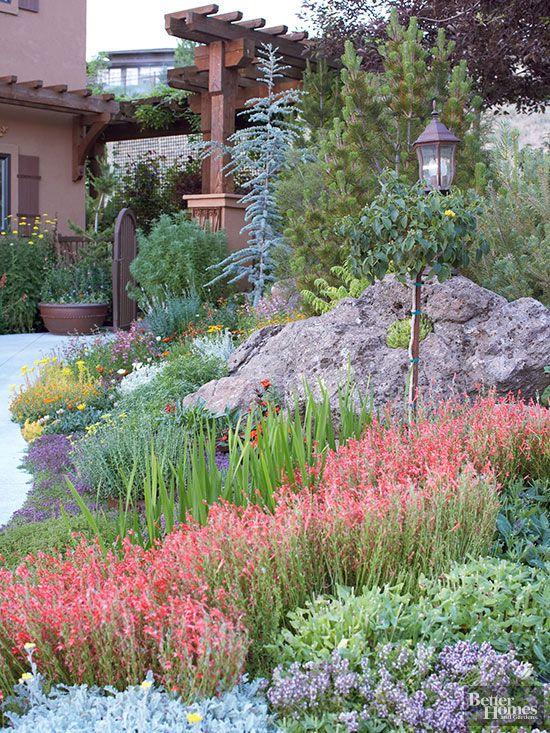 El xeriscape, un estilo de jardinería sostenible