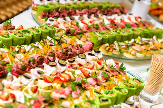 finger food receitas baratas - Pesquisa Google