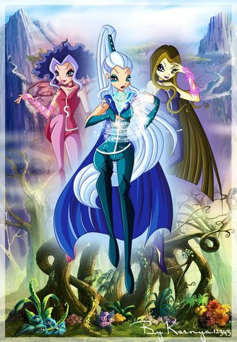 The Trix - the-winx-club Photo: