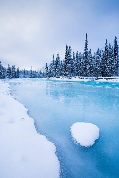 Wheaton River - Yukon, Canada: