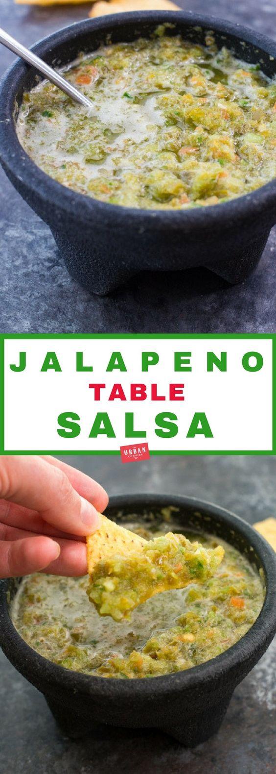 Candlelite Inn Green Salsa