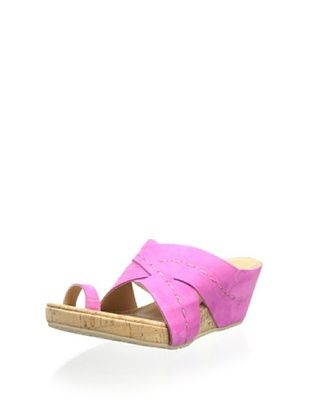 67% OFF Donald J Pliner Women's Gilana Platform Sandal (Fuchsia)