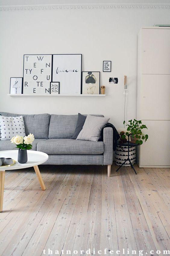 Living room via that nordic feeling