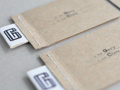 Business Card Design: 50 Awesome Examples to Inspire You
