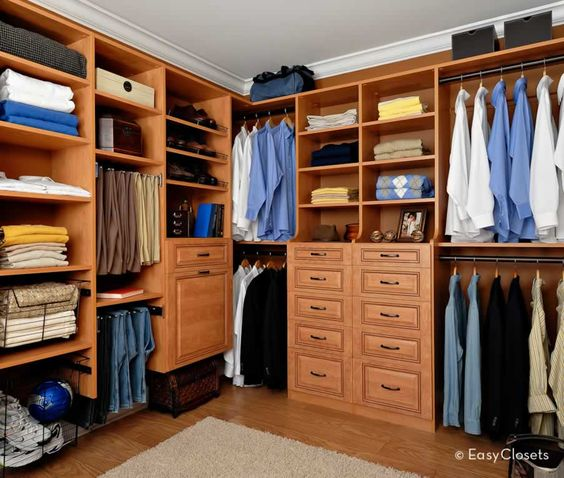 Love The Idea Of Having A Custom Closet In Our Master