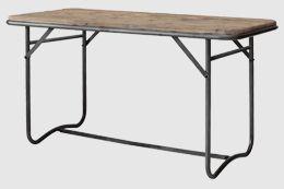 BATTONⅡ TABLE (バトン テーブル)  1400size 40,000円 1500size 50,000円 DT1400 幅1400×奥行き625×高さ720 DT1500 幅1500×奥行き730×高さ720