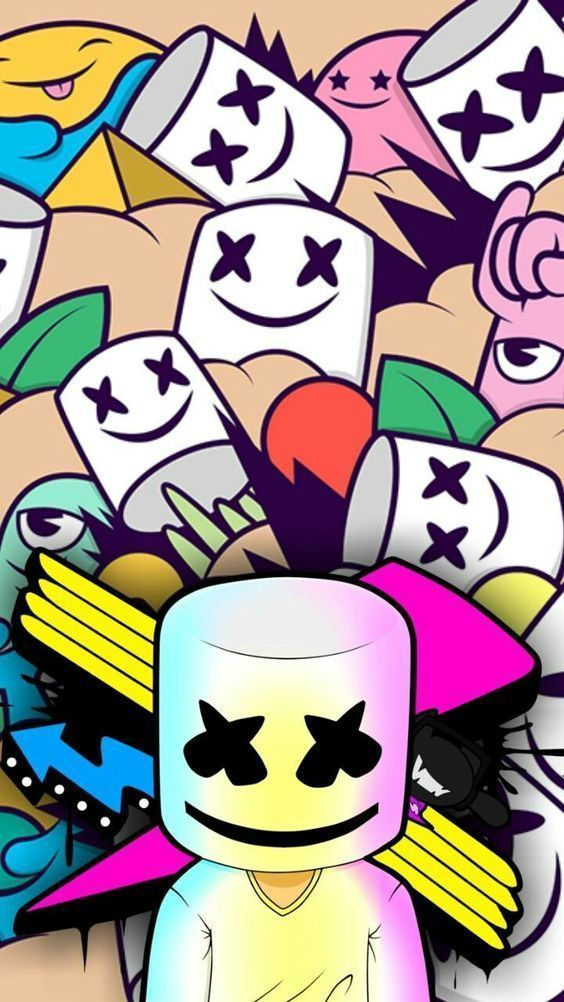 Fortnite Party Ideas Fortnite Fortnite Birthday Fortnite Party Ideas For B We Are Players Com Imagens Marshmello Wallpapers Marshmello Papel De Parede Da Nike