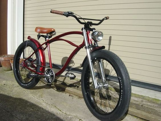 cruiser bike electric conversion - Buscar con Google