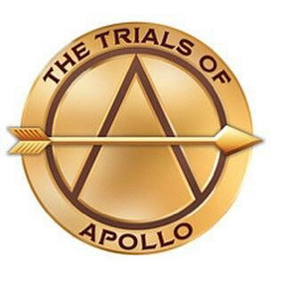 trials of apollo oooo the symbol for this series is so