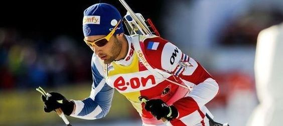 Biathlon: Martin Fourcade remporte la coupe du monde
