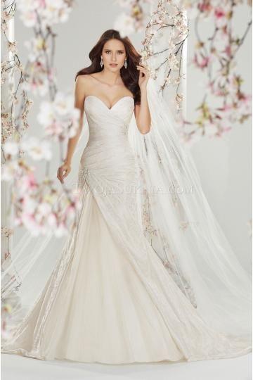 Robe de mariée Sophia Tolli Y11401 Spring 2014